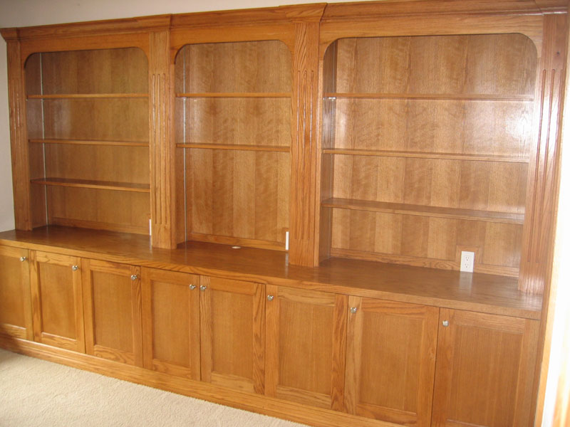 Timbercon Construction Custom Cabinets