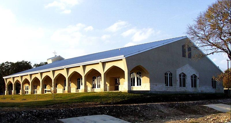 Timbercon Construction Completed Church Projects